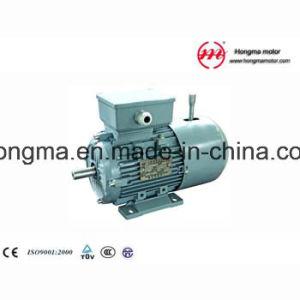 Motor eléctrico trifásico 160m1-8-4 de Indunction del freno magnético de Hmej (C.C.) electro