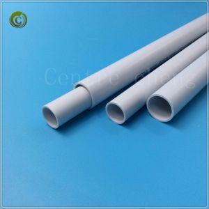 25mmをワイヤーで縛るコンジットのための2018年のPVC管PVC Electrcial管PVC ElectrcialコンジットPVC電気管