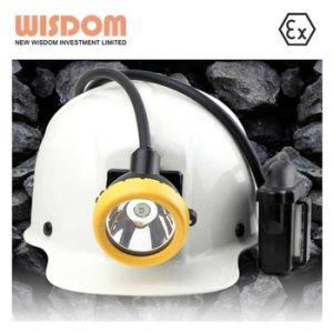 最も明るいKl12mの地下鉱山の帽子ランプ、採鉱ランプ