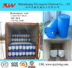 Zoutzuur Zure HCl van China voor Mijnbouw