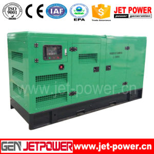 100kVA 80kw Denyo 디젤 엔진 Genset 발전기 세트