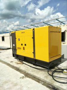 広州の工場良質200kVAの無声発電機