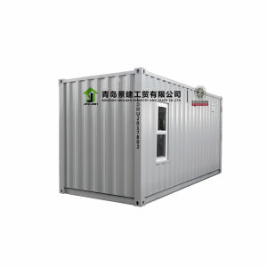 La estructura de acero de construcción prefabricados modulares