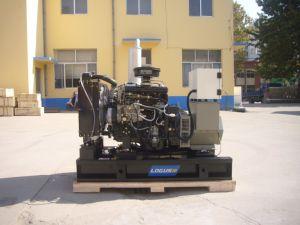 L'Argentine l'utilisation du marché de 90 kw Groupe électrogène diesel de type ouvert