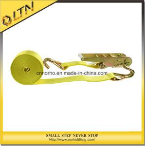 con il cricco del carico di Starp dell'amo legare giù/che frusta la cinghia (NHRT)
