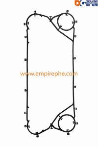 Las juntas de intercambiador de calor de placas
