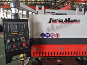 Jiashida 2018 Chapa Hidráulica Máquina de cisalhamento de Corte