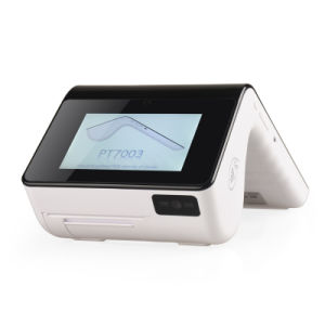 Mobiles Positions-Zahlungs-Terminal umfassen Barcode-Scanner und WiFi NFC Leser