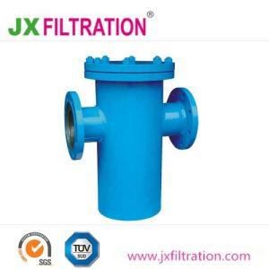 Filtro de Tela da Cesta Vertical para águas residuais