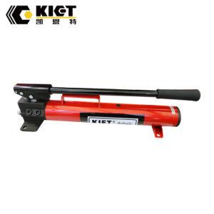 P462鋼鉄物質的な手動油圧ポンプ