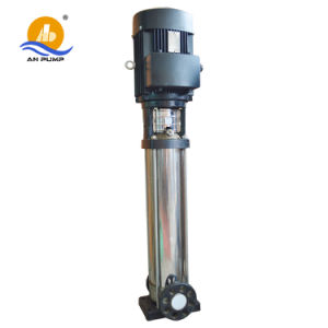 Filtre à plusieurs degrés verticaux RO d'alimentation de la pompe à eau de mer