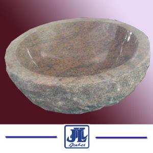Het graniet en de Marmeren Gootsteen van de Steen van het Meubilair van de Badkamers