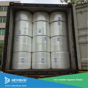 Prodotto non intessuto idrofobo delle materie prime SMMS pp Spunbond del pannolino