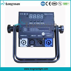 7*de alta potencia 10W RGBW PAR Mini LED plana