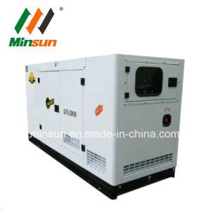 O Silêncio do Motor Weichai conjunto gerador a diesel 35 kVA
