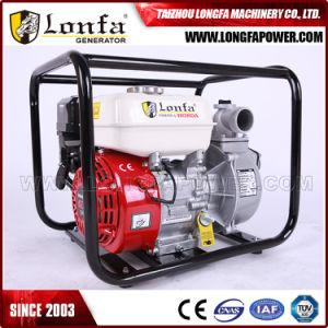 4 치기 2inch 5.5HP 가솔린 엔진 고압 수도 펌프