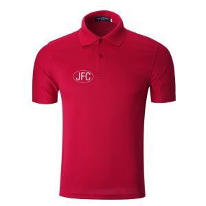 新製品の容易な服の通気性のポロかTシャツによってカスタマイズされるロゴ