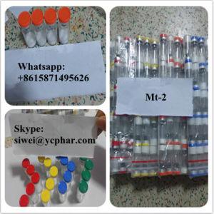 Haut-bräunende Peptide Melanotan II Melanotan2 Mt2 5mg/10mg 121062-08-6