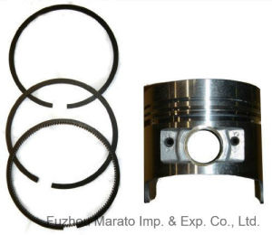 170f (1,0*1,0) (1,2*1.2) pour moteur à essence de segment de piston