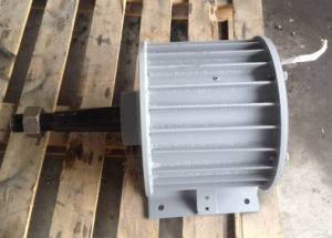alternador sem escova do gerador de ímã permanente de 3kw 96V/120V baixo RPM