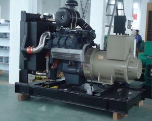 頑丈な550kwディーゼル発電機
