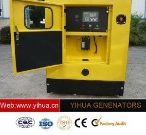 35kVA Groupe électrogène diesel insonorisé avec Cummins Power Approbation Ce[IC180302b]