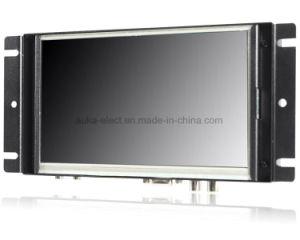 7  châssis métallique pour écran tactile industriel vending machine