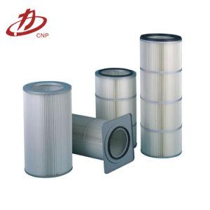 Filtro de recolha de gases de soldadura Cartucho de casa