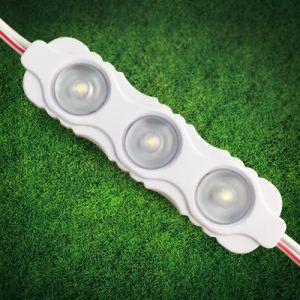 高い明るさレンズが付いている防水DC 12V 1.5W SMD 2835 LEDの注入ライトモジュール
