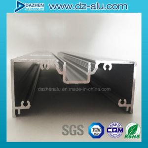 Liberare il profilo di alluminio della muffa per la stoffa per tendine della finestra delle entrate principali del negozio