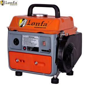 Портативный малого домашнего использования 550W 650 950 Бензиновый генератор