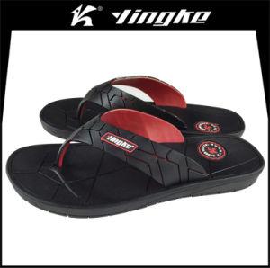Мода летом удобные ПВХ мужские Шлепанцы Бич тапочки сандалии