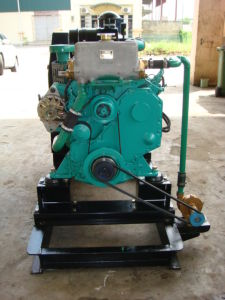 Cummins 6BTA5.9-G2 6BTA5.9 GM 보조 바다 디젤 엔진 Generador