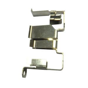 Por encargo de diversos tipos de Precisión Stamping, fabricación de metal fabricante de China (HS-MS-020)