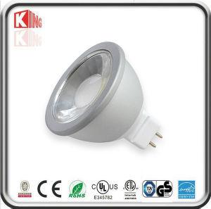 7W LED Punkt-Licht der Birnen-MR16 GU10