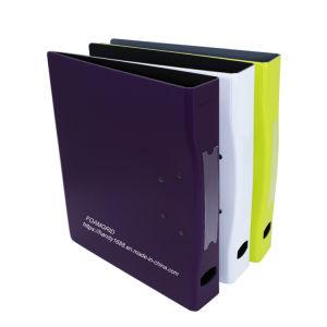 Escritório de alavanca de espuma de PP coloridos Pasta de arquivo
