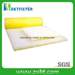 Recuperador de la pintura de filtro de fibra de vidrio