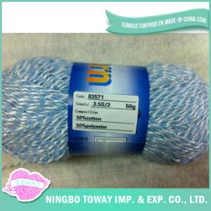 100% algodão respirável Cross Stitch Lã de rosca de tricotar