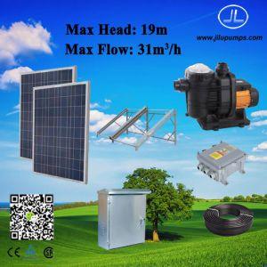 К услугам гостей бассейн солнечной энергии на 1200 Вт, орошения насоса насос, DC система водяного насоса