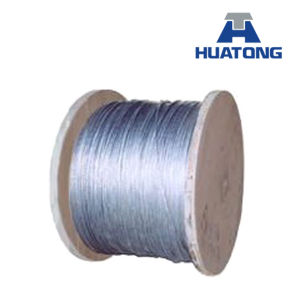 Filo di acciaio galvanizzato d'acciaio Zinco-Rivestito del trefolo di soggiorno 1/4 di pollice