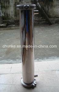 Alojamento da membrana RO aço inoxidável série para tratamento de águas residuais