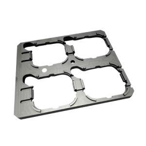 カスタマイズされた精密回り、製粉し、そしてCNCの機械で造る5つの軸線CNCのアルミニウム(ステンレス鋼か黄銅または銅)金属の機械装置の予備品