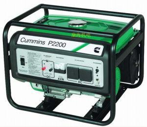 Generatore domestico portatile 2kw (P2200) della benzina di uso di Cummins