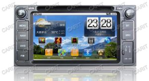 Toyota에서 인조 인간 in-Car 6.2 인치 DVD 플레이어