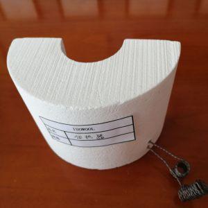Panel Calefactor Isolite Isowool Morgan Vfs de fibra cerámica de Rcf aislamiento refractario ladrillo fuego Material de aislamiento térmico.