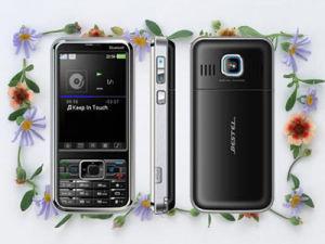 Três cartões SIM TV Dual Standby Celular (D5000+)