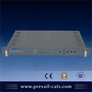 Tempo de longa duração de elevada qualidade Digital forte da banda de um receptor de satélite
