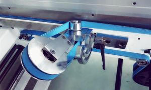 سرعة عال آليّة اثنان قطعات علبة ملا [غلور] آلة ([غك-1200بكس])