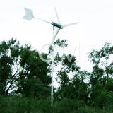 De Turbine van de Wind van de As van Hortizontal (Generator) 1KW/400RPM