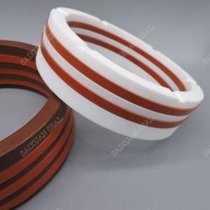 PTFE/NBR/FKM Gewebe V-Verpackung Gummiöldichtung